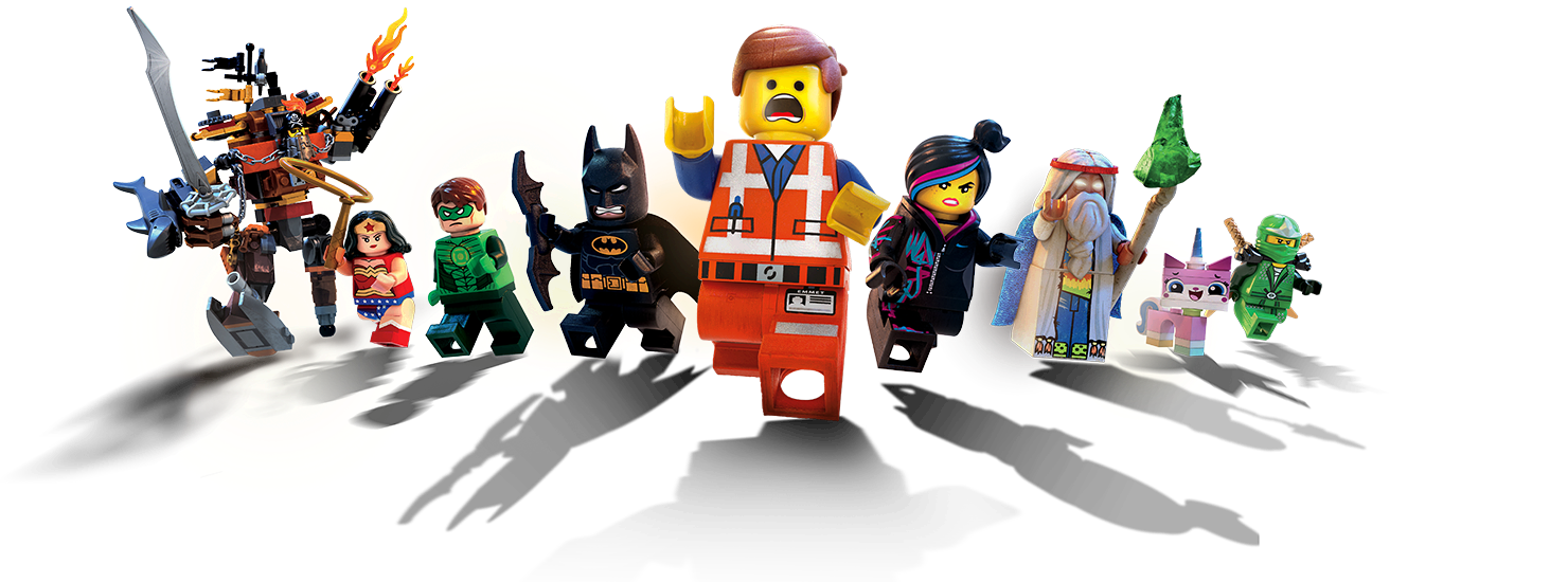 Lego clipart lego movie. The png file mart