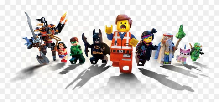 The png characters . Lego clipart lego movie