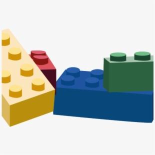 Lego clipart module. Brick blocks clip art
