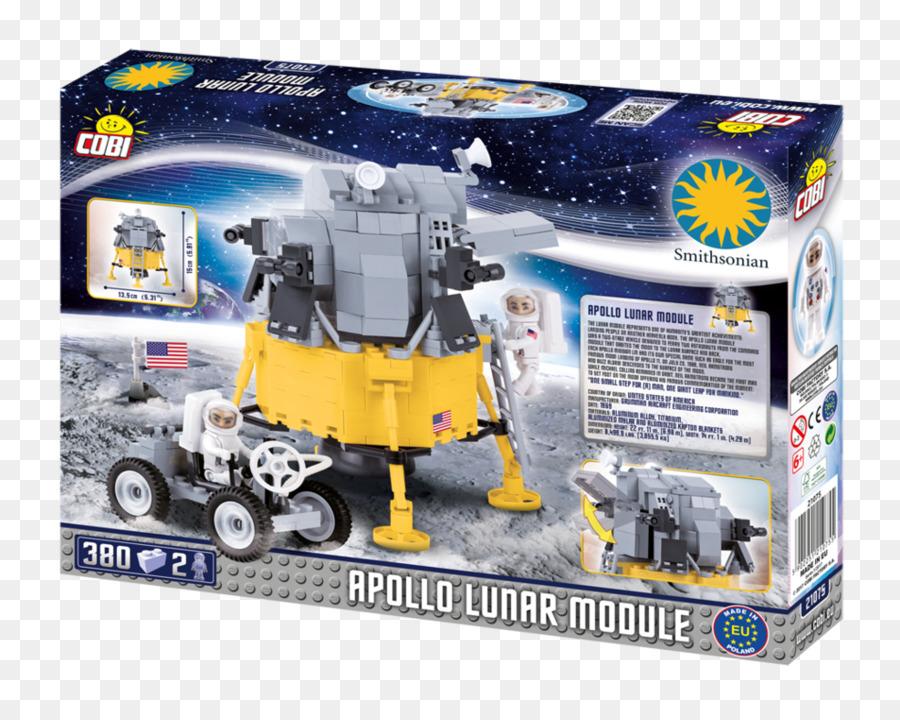 Lego clipart module. Cobi apollo program
