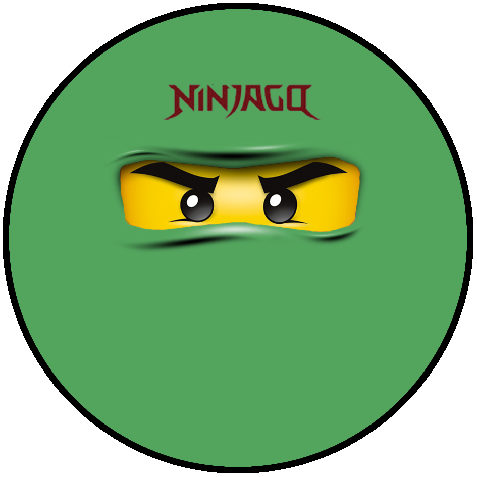 Kit digital anivers rio. Mask clipart ninjago