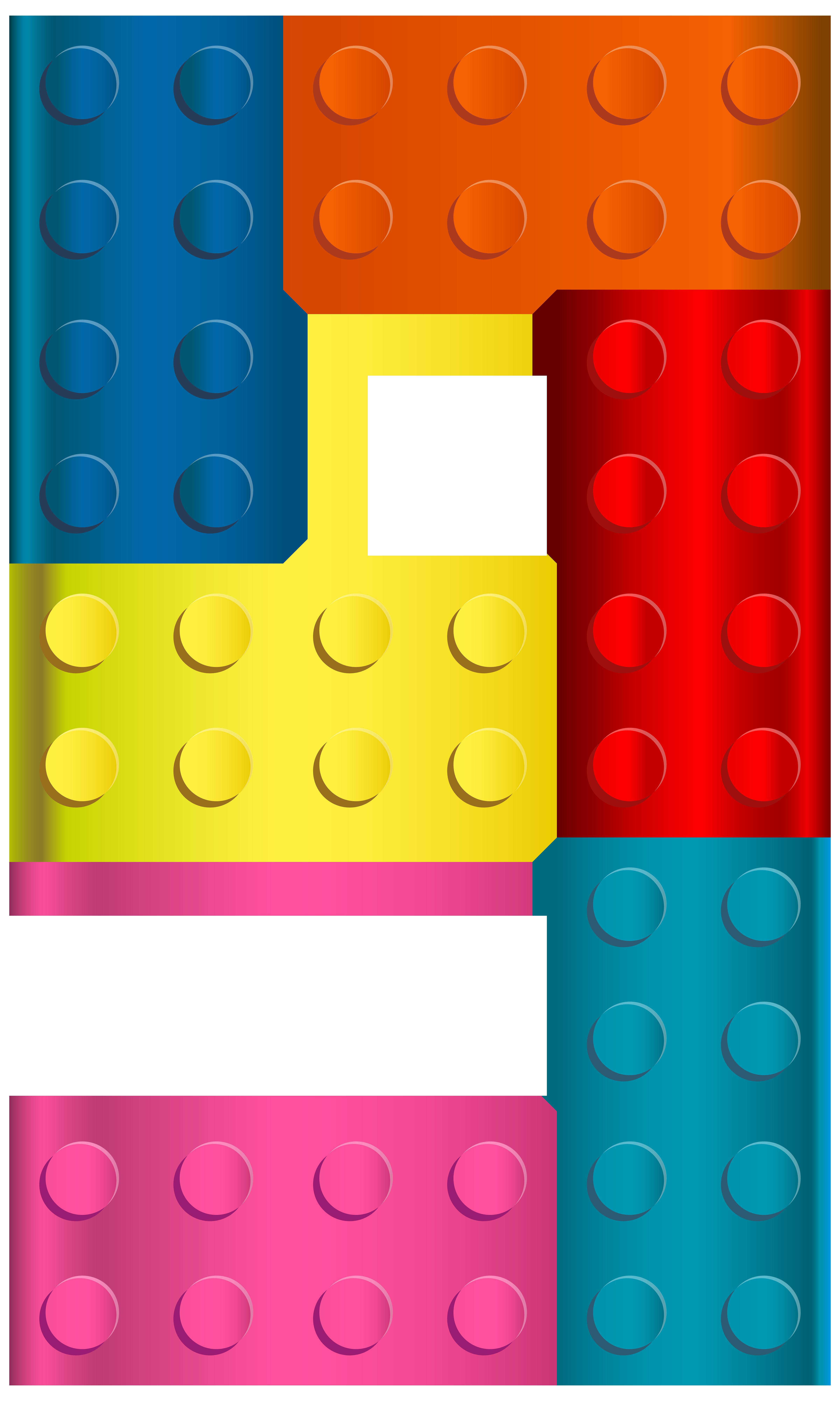 Legos clipart frame. Lego number nine png