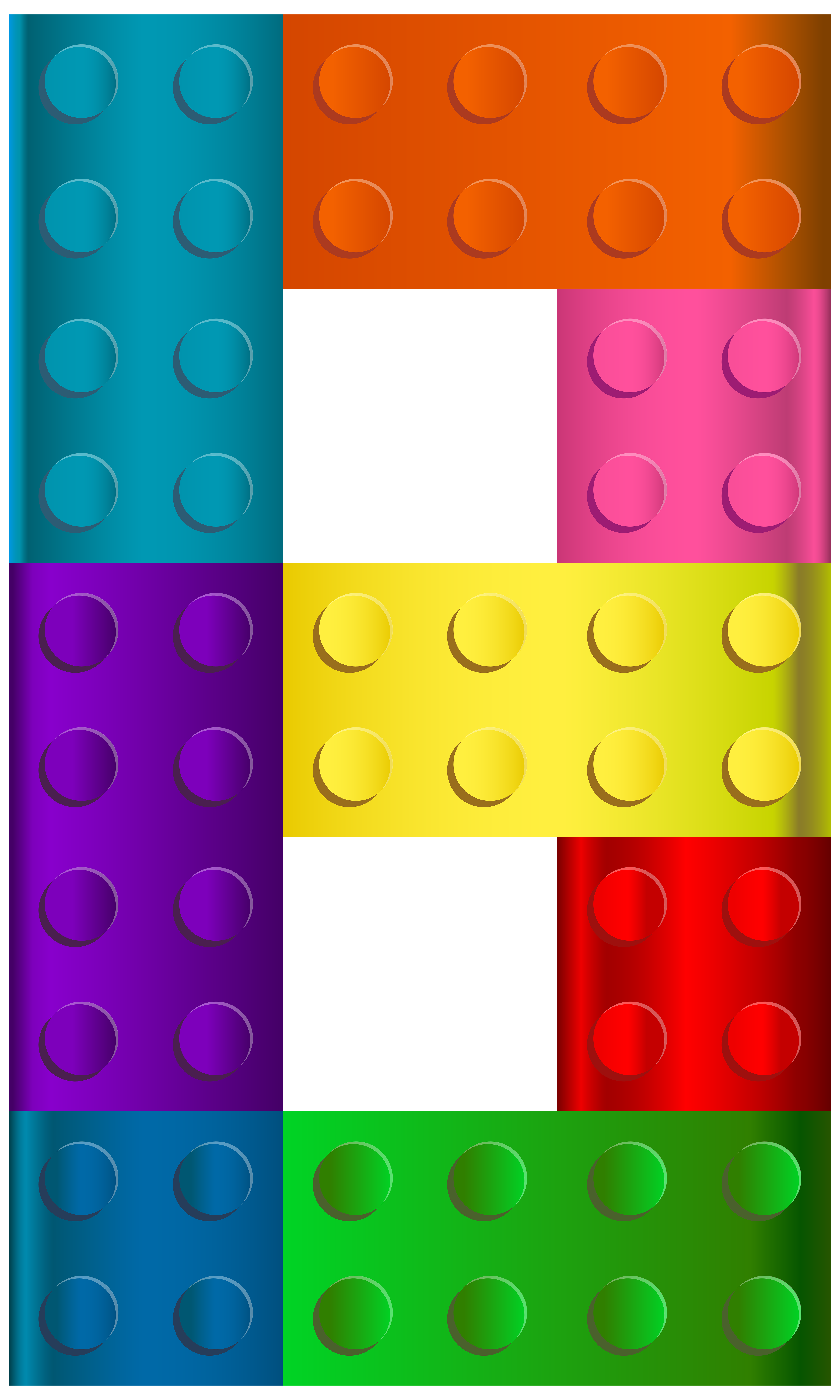 Lego number eight png. Legos clipart frame