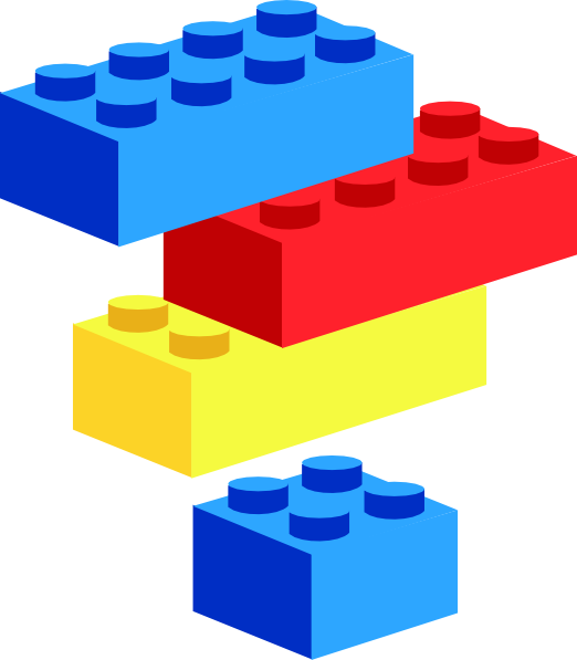 Number 6 clipart number lego. Bricks clip art at