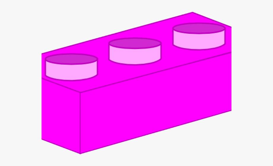 Legos clipart pink clipart. Lego purple blocks clip