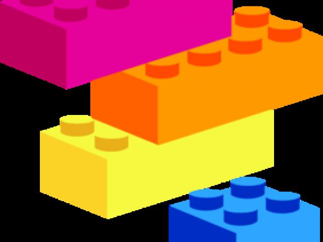 Lego transparent