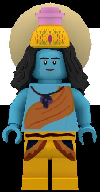 Lego Krishna. South park the video