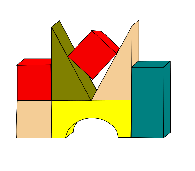 Number 6 clipart number lego. Block at getdrawings com