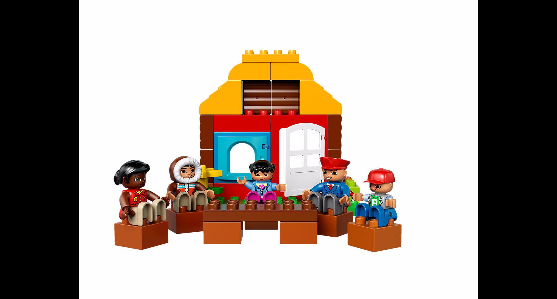 Lego duplo le tour. Legos clipart blocs