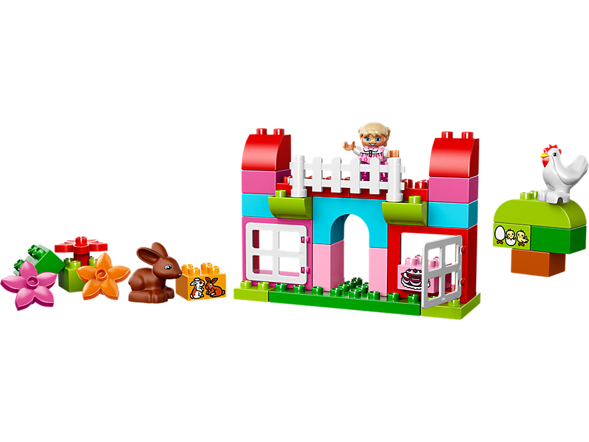 Lego all in one. Legos clipart duplo block