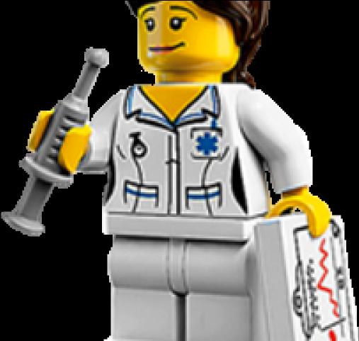 Legos clipart figure lego. Nurse minifigure png download