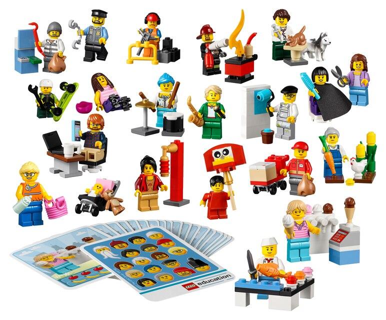 Legos clipart figure lego. Community minifigure set by