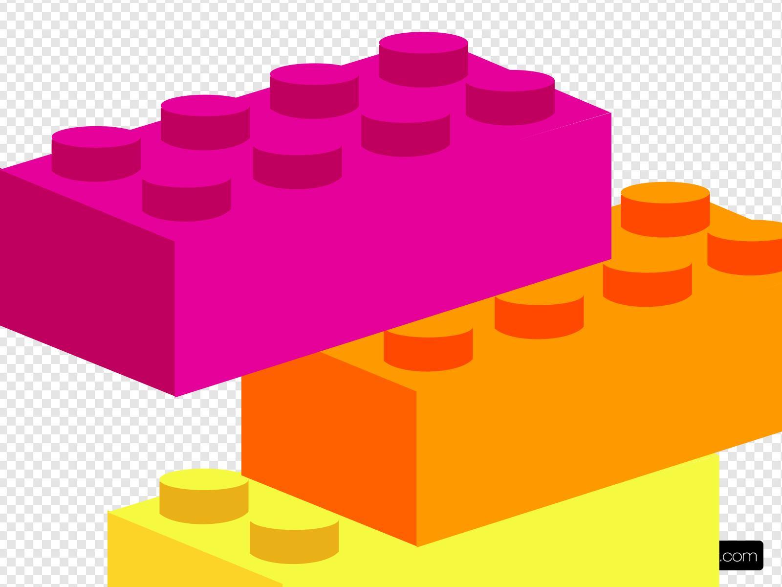 Lego clip art icon. Legos clipart pink clipart