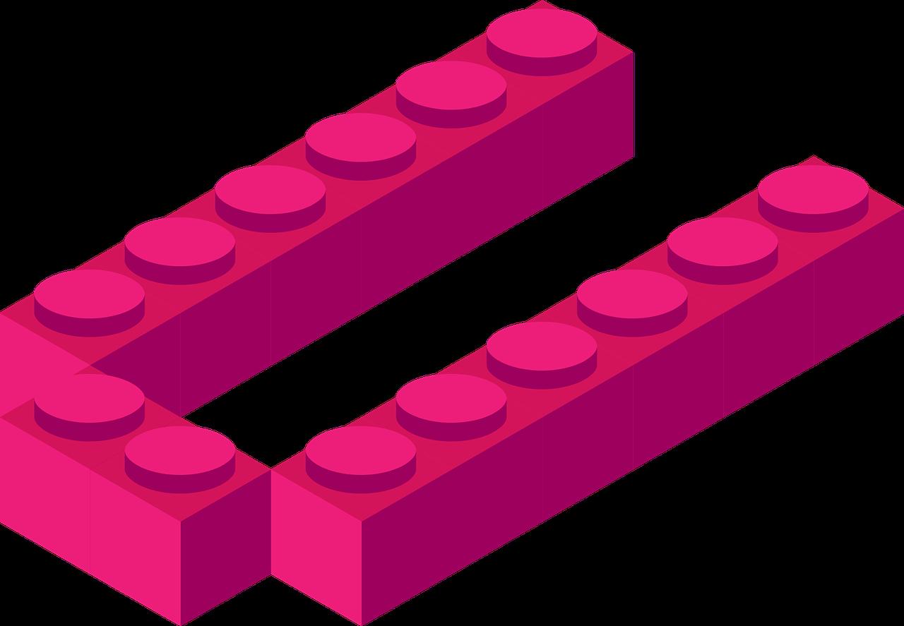 Legos clipart pink clipart. Letter alphabet clip art