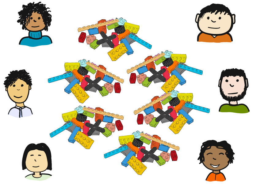 Introducing lego a go. Legos clipart play
