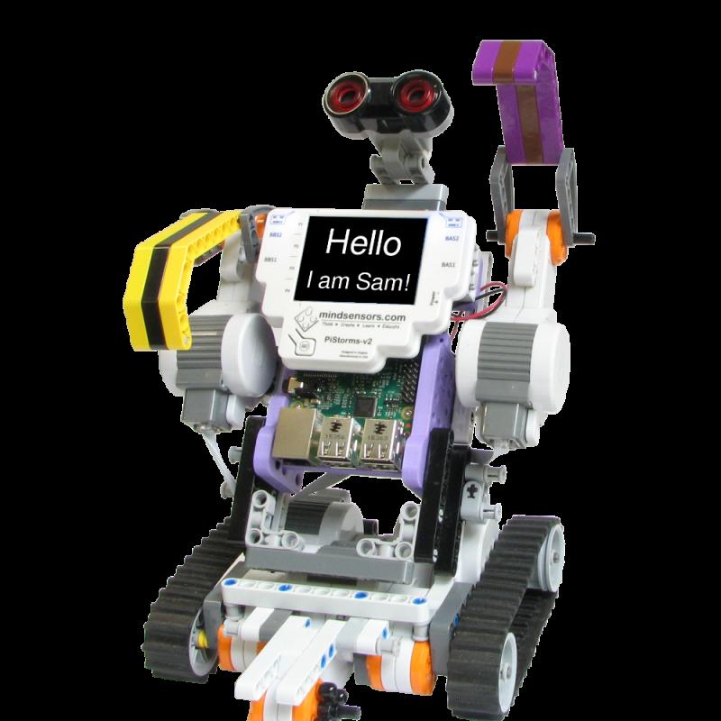 Pistorms mindstorm with raspberry. Legos clipart robotics lego