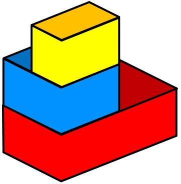 Legos clipart stacked. Lego stack onezeroeightnine