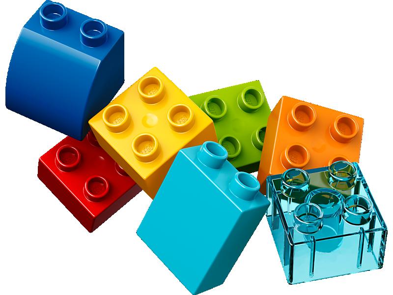 Duplo block frames illustrations. Legos clipart stewardship