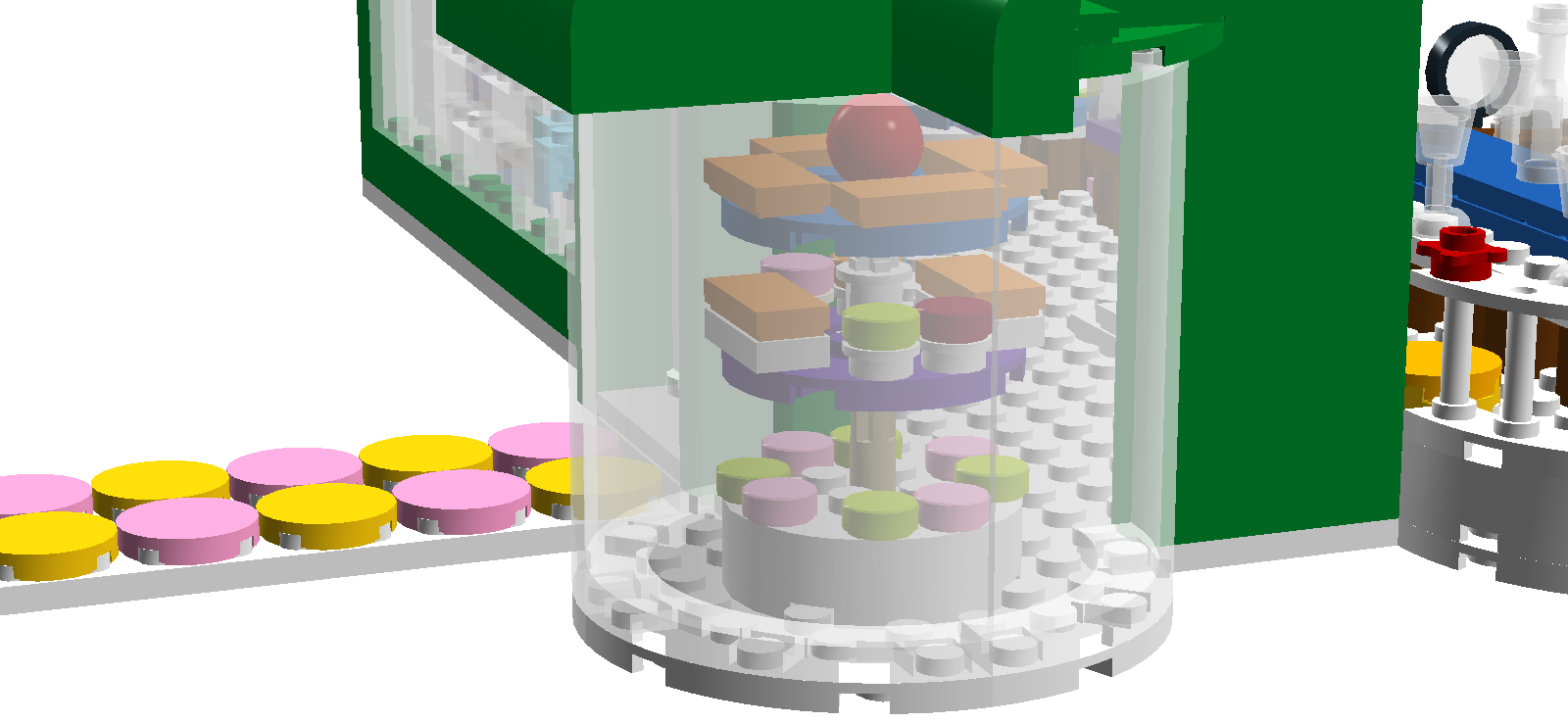 Legos clipart tower lego. Ideas product sushi bar