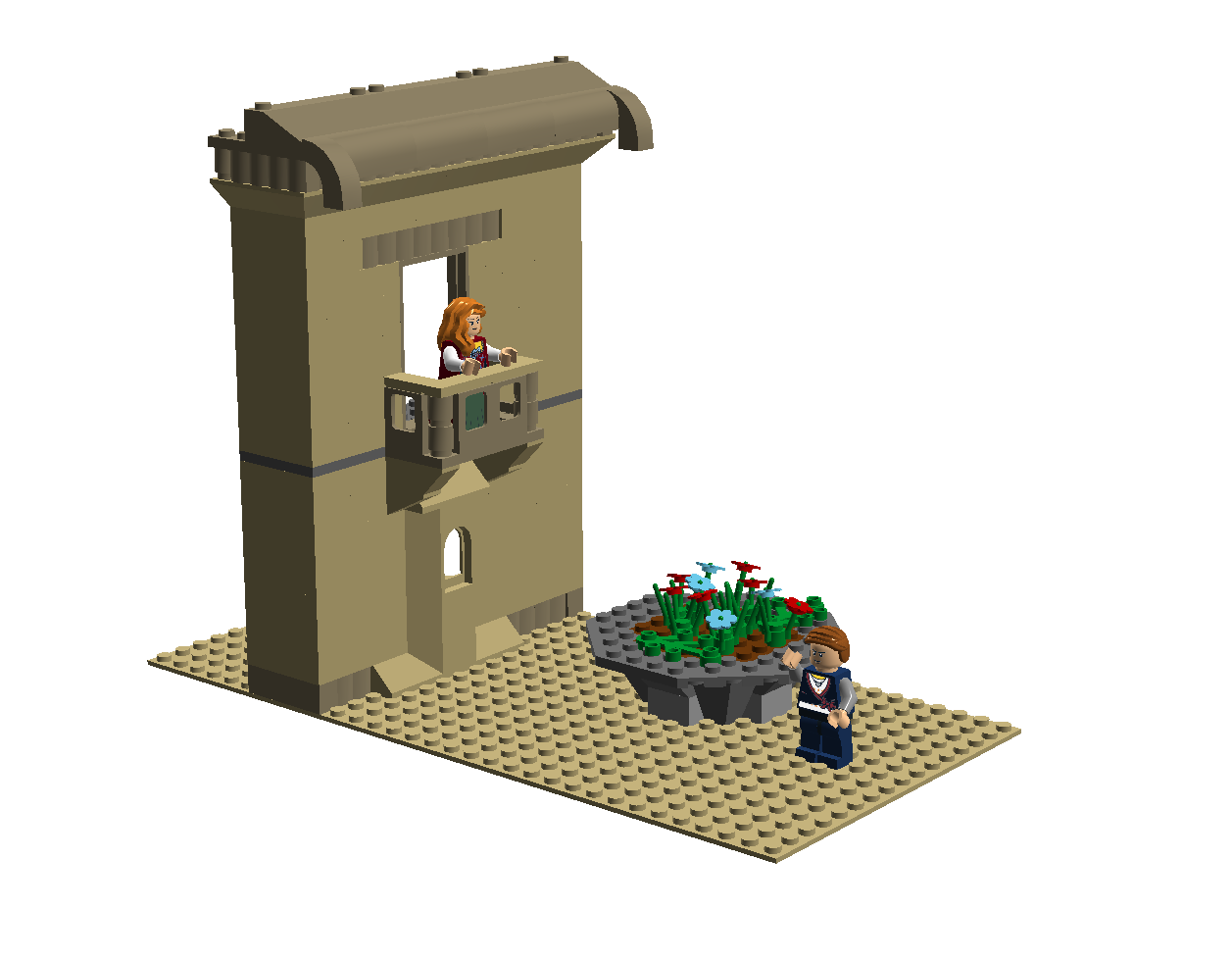 Ideas product romeo juliet. Legos clipart tower lego