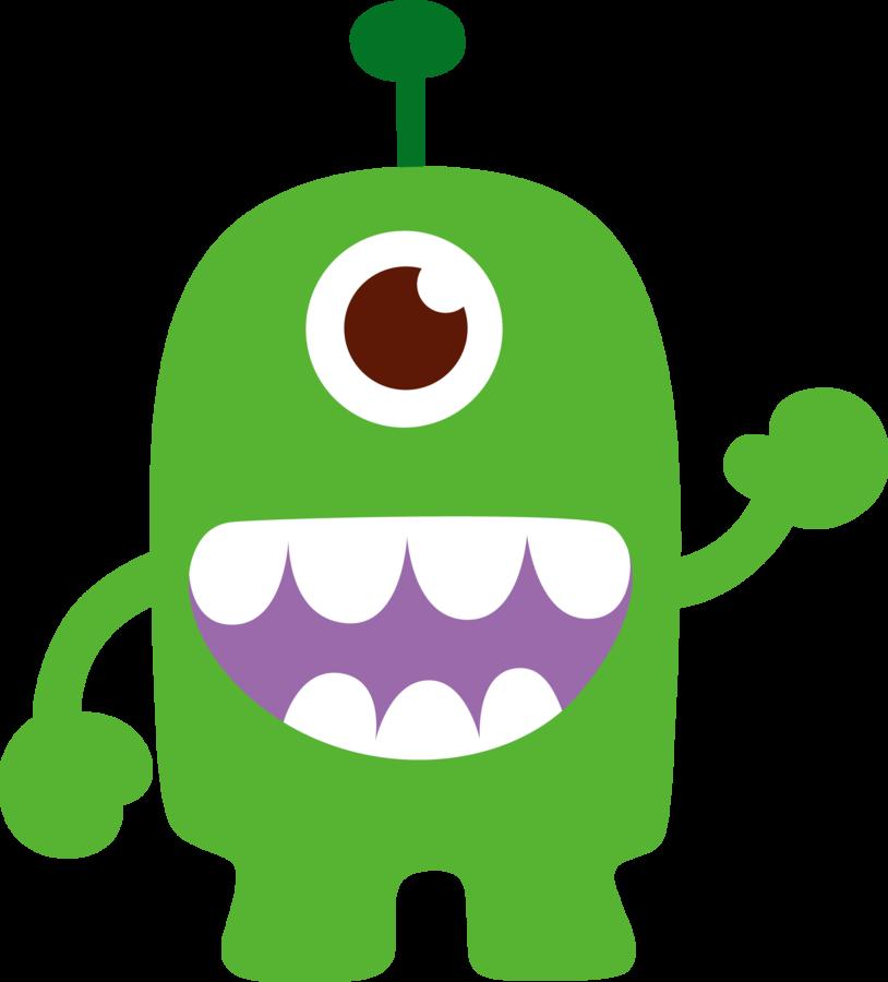 Monster clipart kindergarten.  t r pinterest