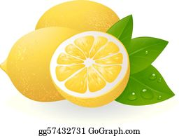 Lemons clipart. Lemon clip art royalty