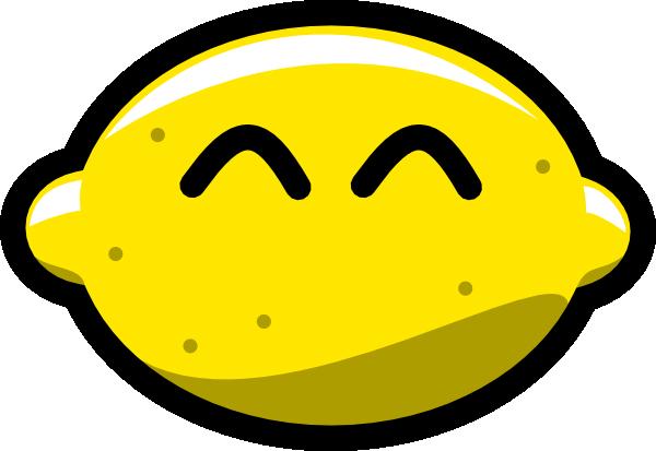 Kid clipartbarn . Lemon clipart cartoon
