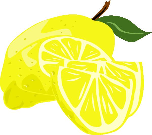 Lemon clip art at. Lemons clipart gambar