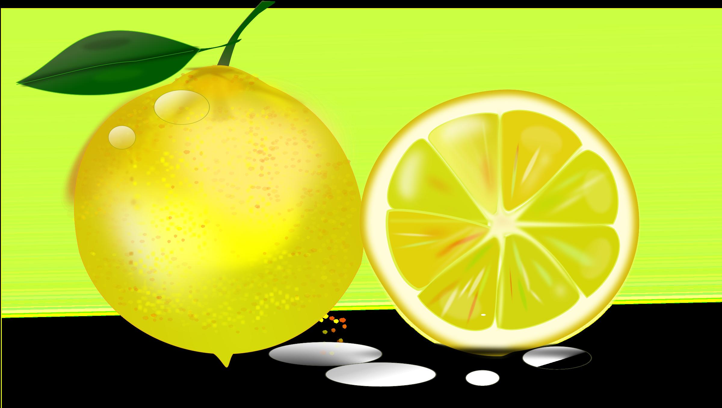 Lemon big image png. Lemons clipart gambar