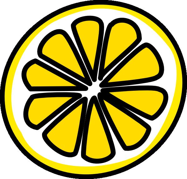 Lemon Clip Art at Clker
