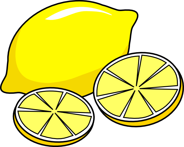Lemon clipartbarn . Lemons clipart kid