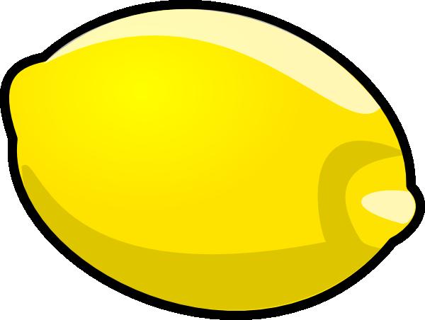 Lemon stencil clip art. Lemons clipart yellow