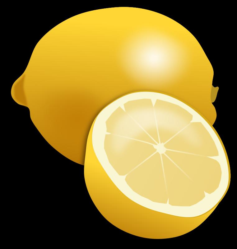 lemons clipart psd #123873847