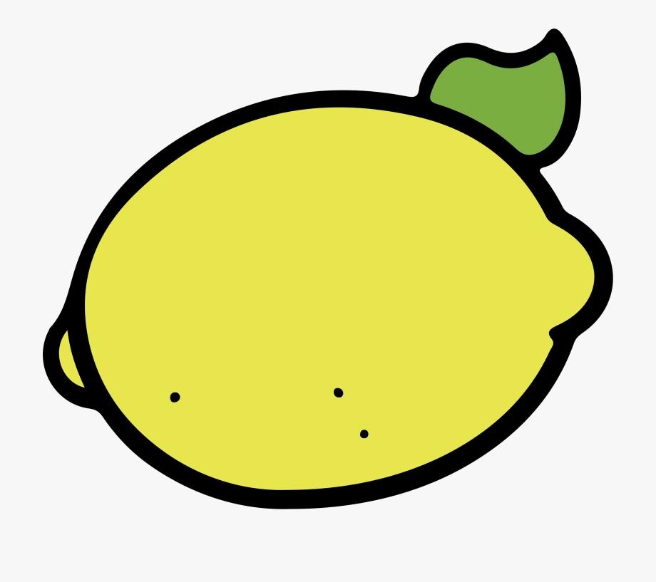 Lemons clipart yellow. Download lemon no background