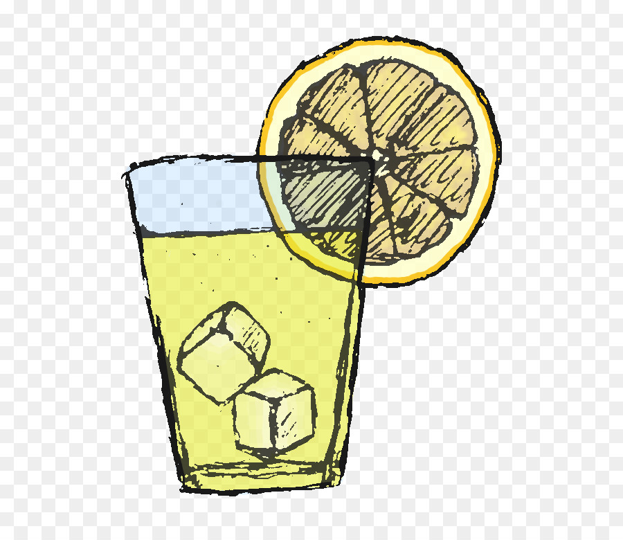Fizzy drinks stand drawing. Lemonade clipart
