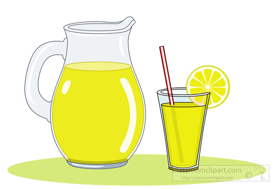Lemonade clipart. Search results for clip