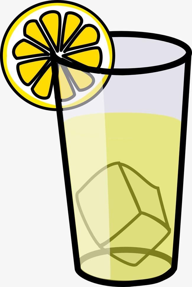 Cup lemon cups yellow. Lemonade clipart