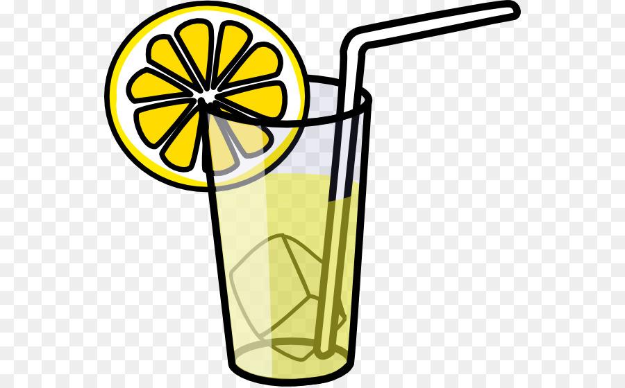 Lemonade clipart. Juice soft drink clip