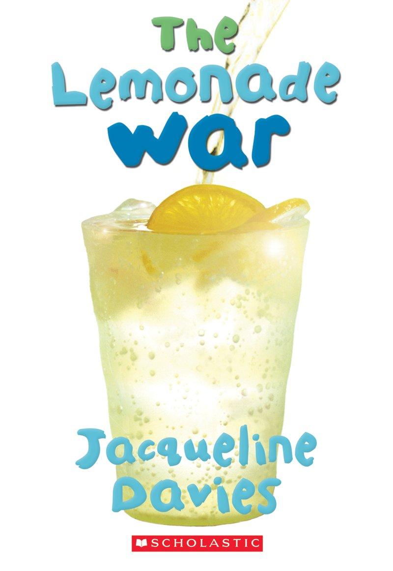 Lemonade clipart lemonade war. The by jacqueline davies
