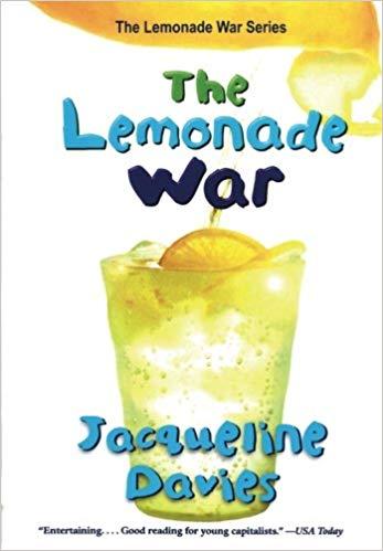 Amazon com the series. Lemonade clipart lemonade war