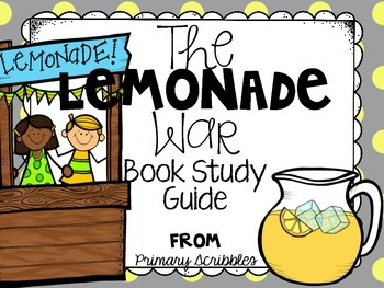 Lemonade clipart lemonade war. The book study writing