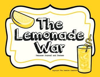 Lemonade clipart lemonade war. The response journal posters