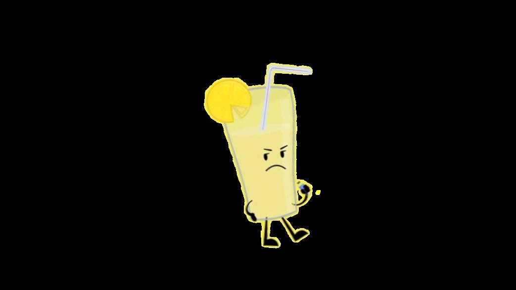 Lemonade clipart yellow colour object. Planet wiki fandom powered