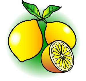 Lemon clip art free. Lemons clipart