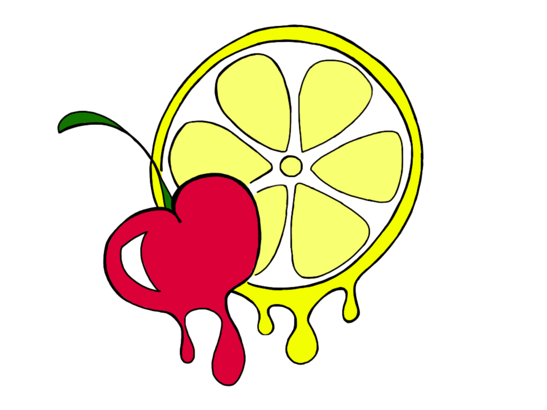 Lemons clipart cherry. Mot s lemon pin