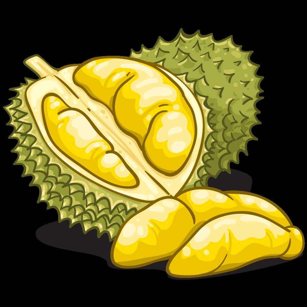 Food flavor clip art. Lemons clipart durian fruit