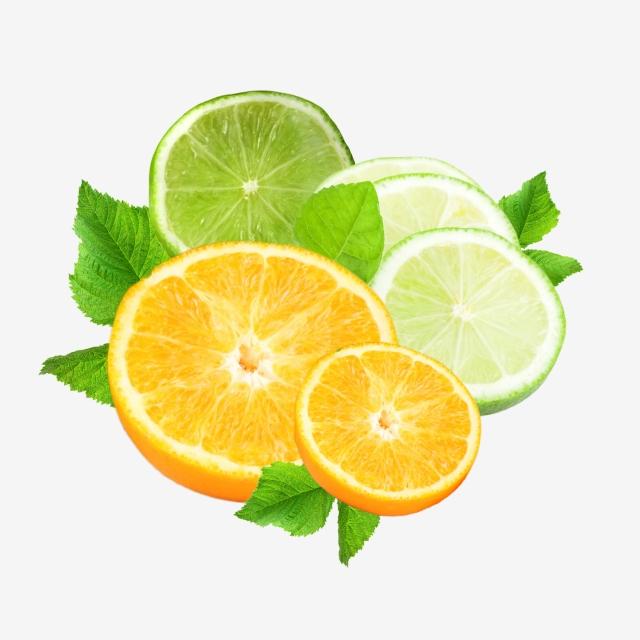 Lemons clipart freshness. Organic lemon with green