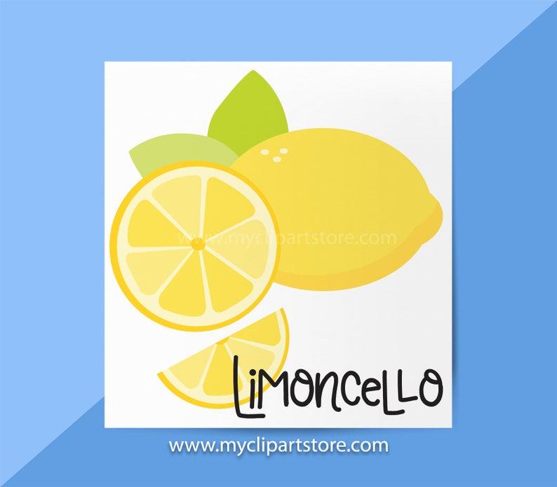 Lemons clipart fruit single. Juicy lemon slice lemonade