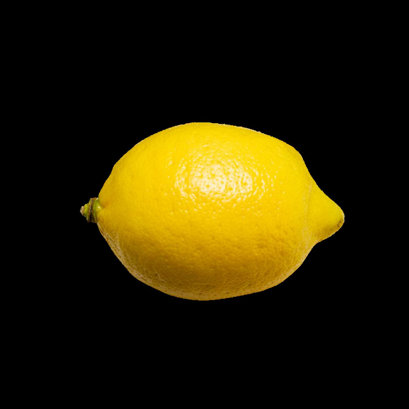 Lemon transparent png pictures. Lemons clipart fruit single