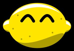 Lemons clipart happy lemon. Clip art at clker